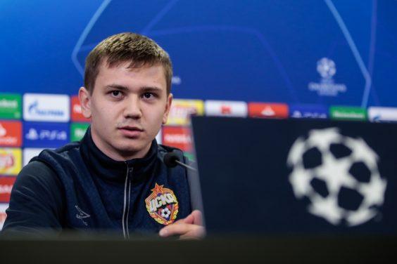 Иван Обляков - в списке лучших молодых футболистов мира