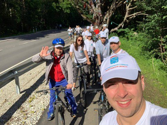 Велосипедизация - ключ к развитию туризма