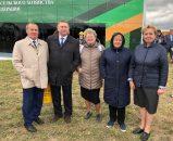 В Ленинградской области проходит «Всероссийский день поля»