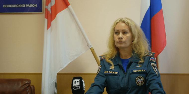 Пожарная служба и СМИ Волховского района готовы к сотрудничеству Видеосюжет