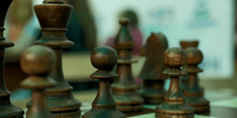 «Волховский Фронт» - шахматистам