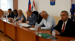 86-е заседание районного Совета депутатов