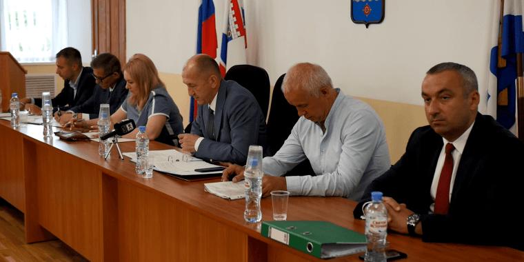 Исполняющим обязанности главы районной администрации назначен Алексей Брицун