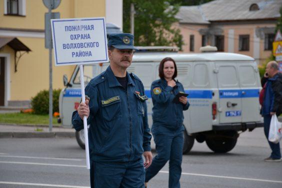 """""""Пожарный - героическая профессия"""""""