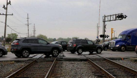Два ДТП на железнодорожных переездах Волховстроевского региона ОЖД произошло в первом полугодии 2019 года