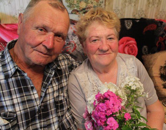 Изумрудная свадьба – 55 лет совместной жизни