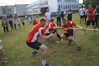 Совет молодёжи Усадища организовал масштабный праздник ЗОЖ, посвящённый Дню физкультурника