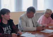 Встреча с региональным оператором в Волховском районе