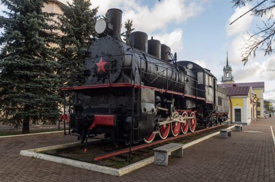 Работники Волховстроевского региона Октябрьской магистрали готовятся к празднованию Дня железнодорожника