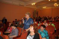 Ладожане задали вопросы Алексею Брицуну