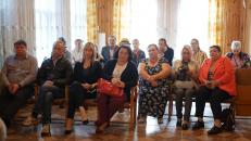 Насыщенный день: главы района посетили Пашское и Свирицкое поселения