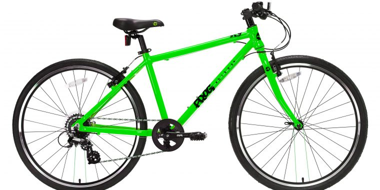 «Закажи услугу – получи велосипед»