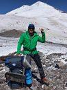 Ладожанин на Эльбрусе