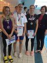 Победный старт в Киришах сборной Волховского района по плаванию
