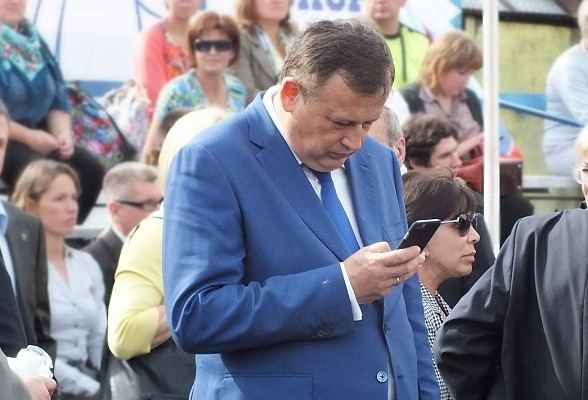"""Инстаграм Дрозденко - в десятке """"чистых"""" аккаунтов"""