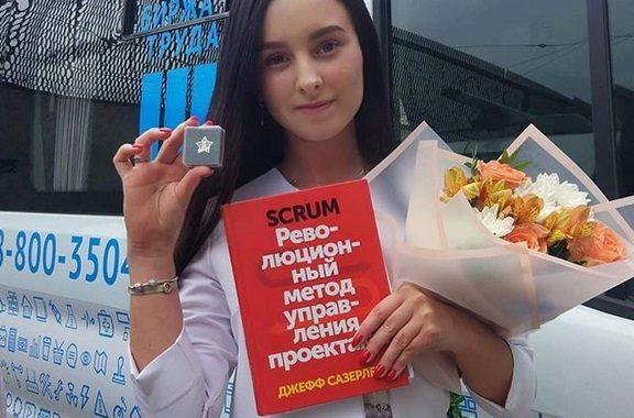 Сотрудница Волховского Центра занятости населения - лучшая в области!