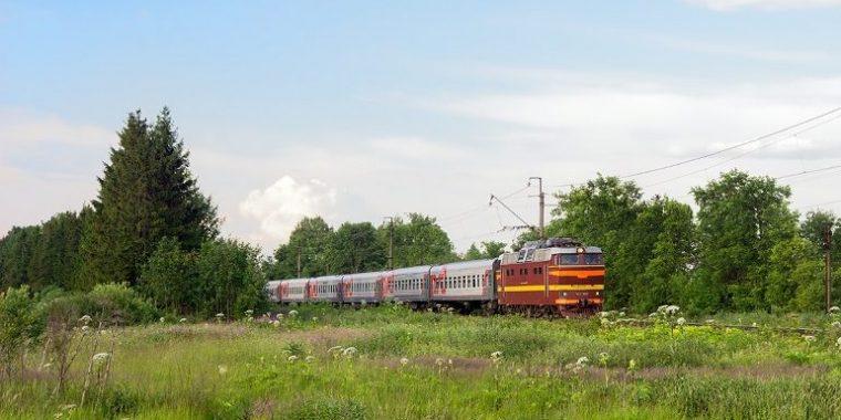 ДТП на железной дороге