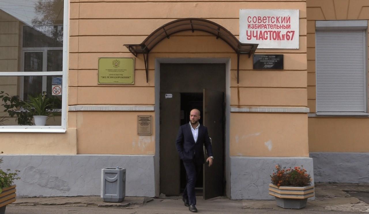 Выборы в Волхове