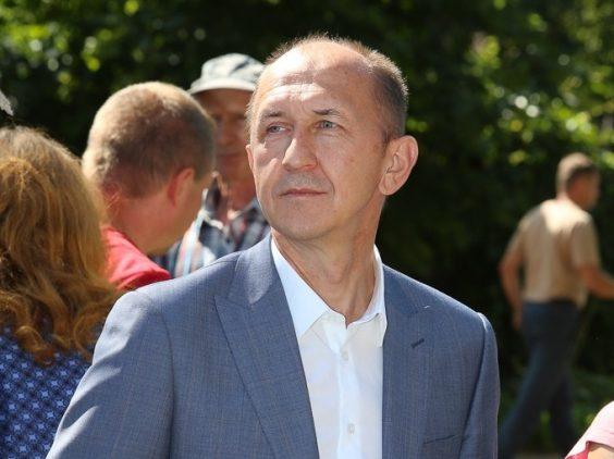 Ладожане поздравляют Сергея Кафорина
