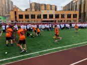 В Ленинградской области торжественно открыли новый сезон Лиги школьного спорта