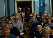 Волховчане задали вопросы руководству района