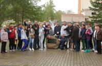 В Волхове посажено 330 новых деревьев