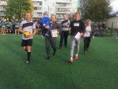 В Бережках прошёл ежегодный спортивный праздник
