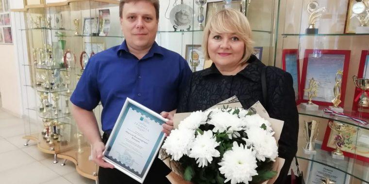 В Волхове наградили победителя конкурса идей просветительского проекта WALL'хов ART