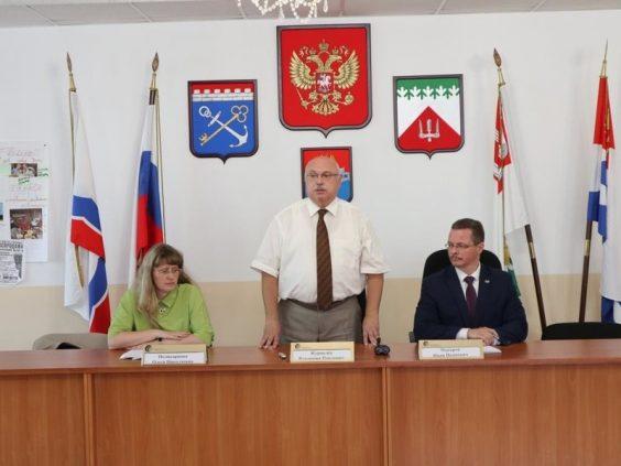 Палата области провела обучение наблюдателей на выборах в Волхове и Кировске
