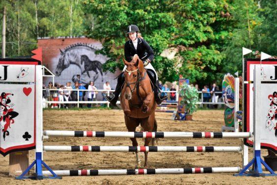 Соревнования по конному спорту памяти Никиты Сотскова