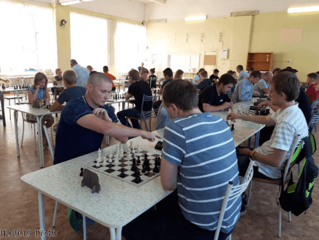 «Шахматы в День знаний»