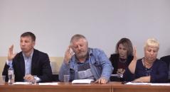 На последнем заседании Совета третьего созыва