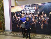 """Concord Orchestra"" снова потряс Волхов"