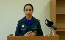 Сотрудники МЧС Волховского района провели круглый стол со СМИ