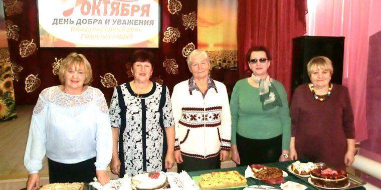 "В Кисельне определили ""Супер-бабушку"""