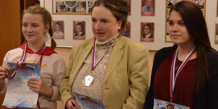 Блиц-турнир в Киришах