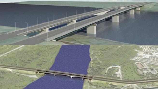 Новый мост через Волхов проектируют