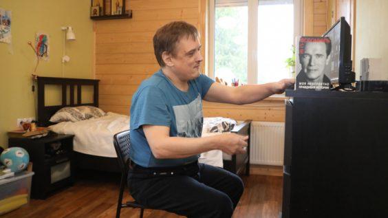 Сергей из Ленобласти пожал руку Шварценеггеру