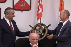 Главой администрации Волховского района стал Алексей Брицун