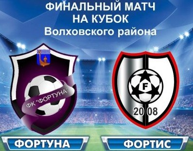 Матч на Кубок Волховского района по футболу состоится
