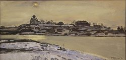 Выставка «Во всём вижу красоту» в Старой Ладоге стартует в ноябре