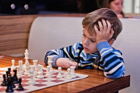 Открытый шахматный турнир в музее