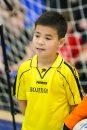 Первые матчи детской мини-футбольной лиги в Волхове