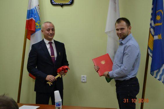 Главой администрации Пашского СП вновь назначен Артур Кулиманов