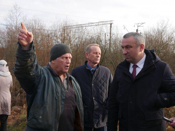 Дорога на Новооктябрьской будет отремонтирована