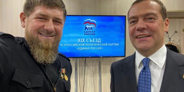 """""""Единая Россия"""" сближается с народом"""