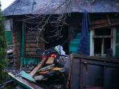 Две ночи - два пожара, в Старой Ладоге не спокойно