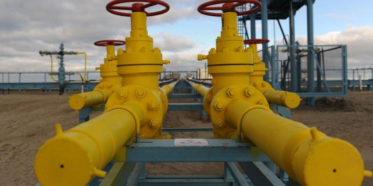 Межпоселковый газопровод построен
