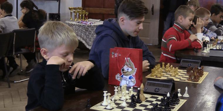 «Кубок Графтио» в музее Волхова