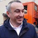 """Глава районной администрации """"оседлал и выгулял"""" новую спецтехнику"""